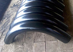 Alloy Steel Mitered Bend