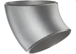 Alloy Steel Pipe Fitting 45Deg Elbow