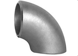Alloy Steel Pipe Fitting 90Deg Elbow