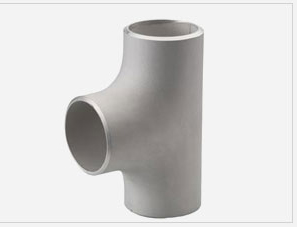 Alloy Steel Pipe Fitting Reducing Tee